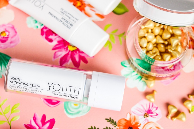 Shaklee Youth: Skincare Set First Impression.
